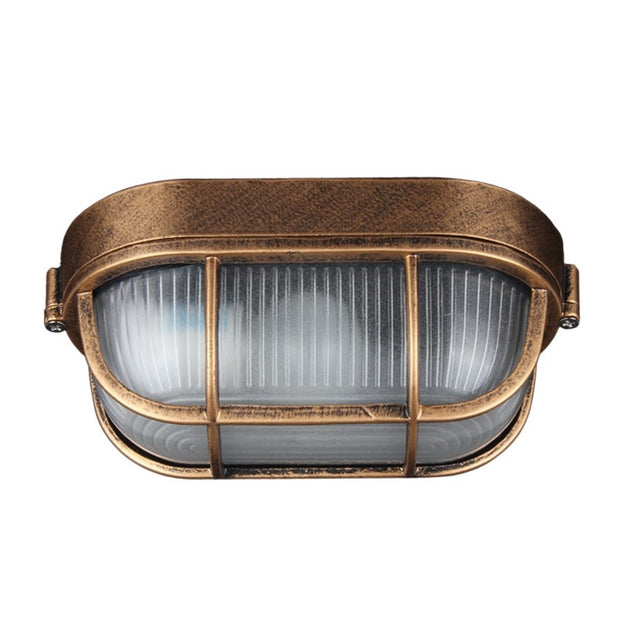 IWHD Retro Vintage LED Ceiling Light