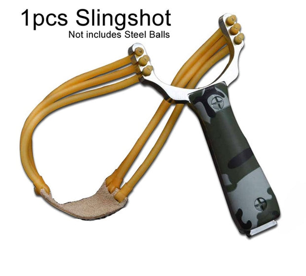 Slingshot Camouflage Bow Outdoor Tool