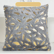 Fur Decorative Cushion Cover