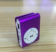 Portable Player Mini Clip MP3