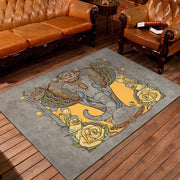 Modern Home Mat Room Area Rug