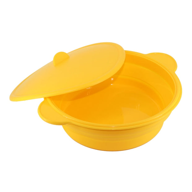 Silicone Microwave Oven Steamer Meal food Rice Cooker