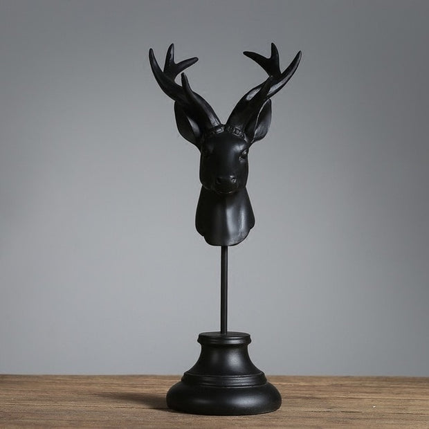 Deer  Resin Figurines  Tabletop