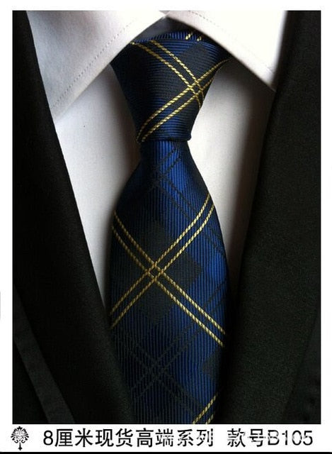 Party gravata Business Formal tie