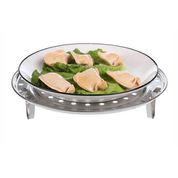 Round Shape Stainless Steel Steamer