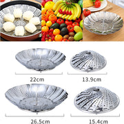 Cookware Stainless Steaming Basket