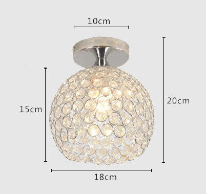 Round Living room Led ceiling light