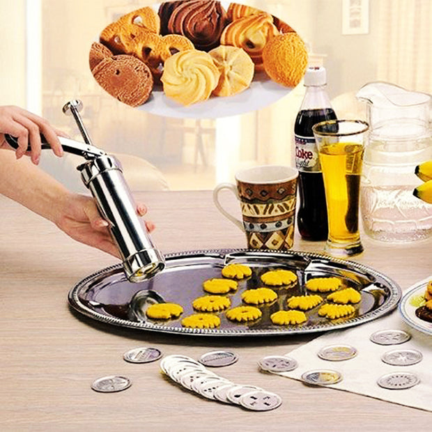 Cookie Cutter Bakeware Tools