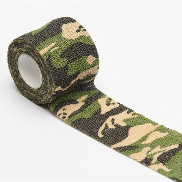 Camping Camo Outdoor Hunting Shooting Tool