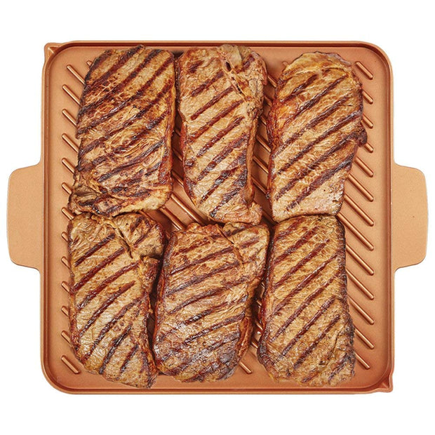 Meat Roasting Pan Tray Bakeware