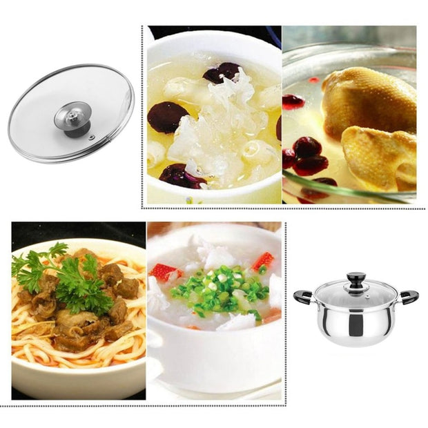 Thickened Stainless Steel Cooking Pot