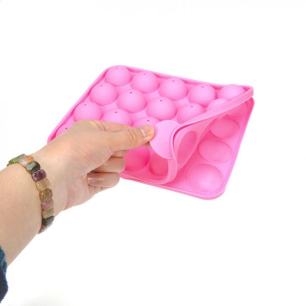 Cup Cake Silicone Baking  Mold