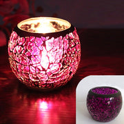 Glass Candles Holders Oil