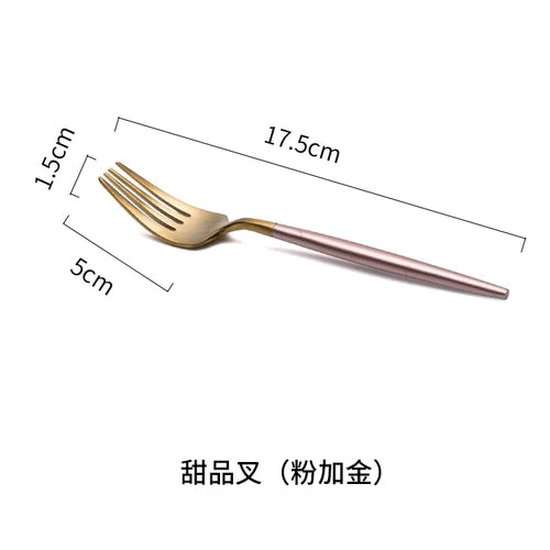 Kitchen Silverware Cutlery