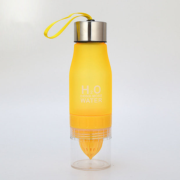 BPA Free Fruit Juice Infuser Water Bottle