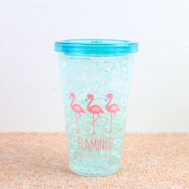 450ml Flamingo Lemon Juice Shaker