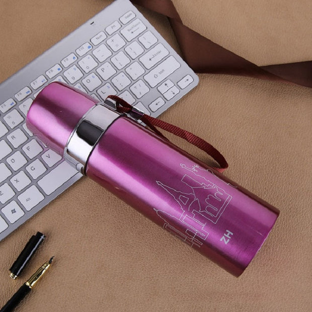 500ml Stainless Steel Double Wall Insulated Cup