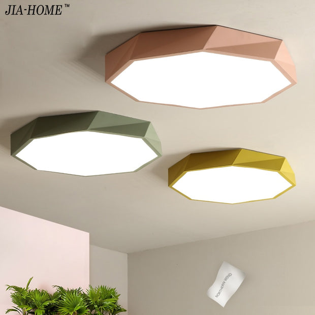 Color Indoor Lighting Ceiling Lamp