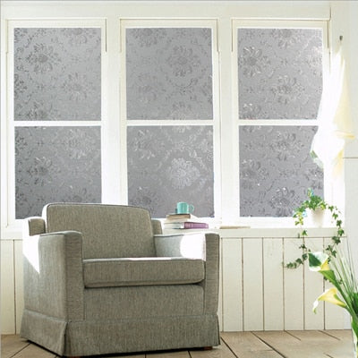 Electrostatic Glass Film Windows Stickers