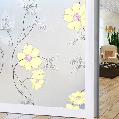 2019 45 * 200cm decorative privacy window film