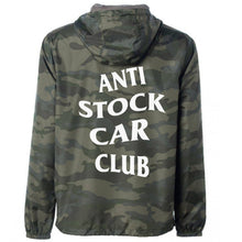 Anti Stock Car Windbreaker