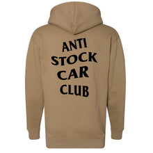 Anti Stock Car Club Hoodie