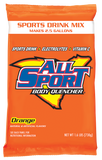 All Sport Powder 2.5 Gal Regular (8 and 32 count)