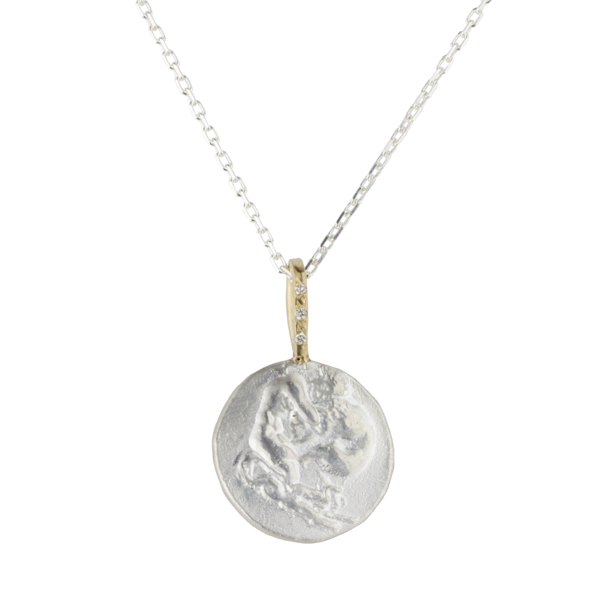Hercules | Strength Necklace