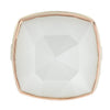 White Moonstone Ring