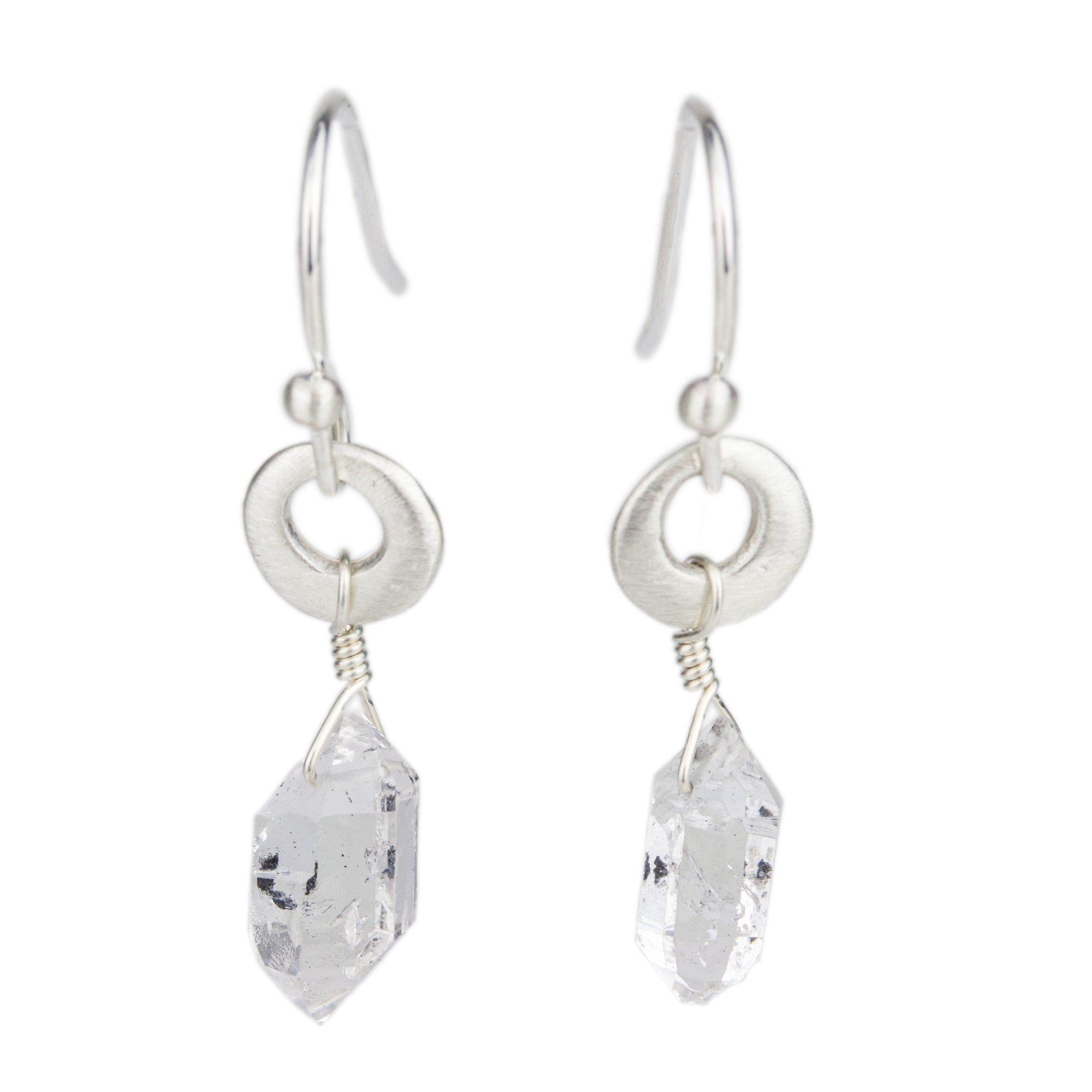 Herkimer Earrings
