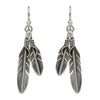 Feather Earrings No.7