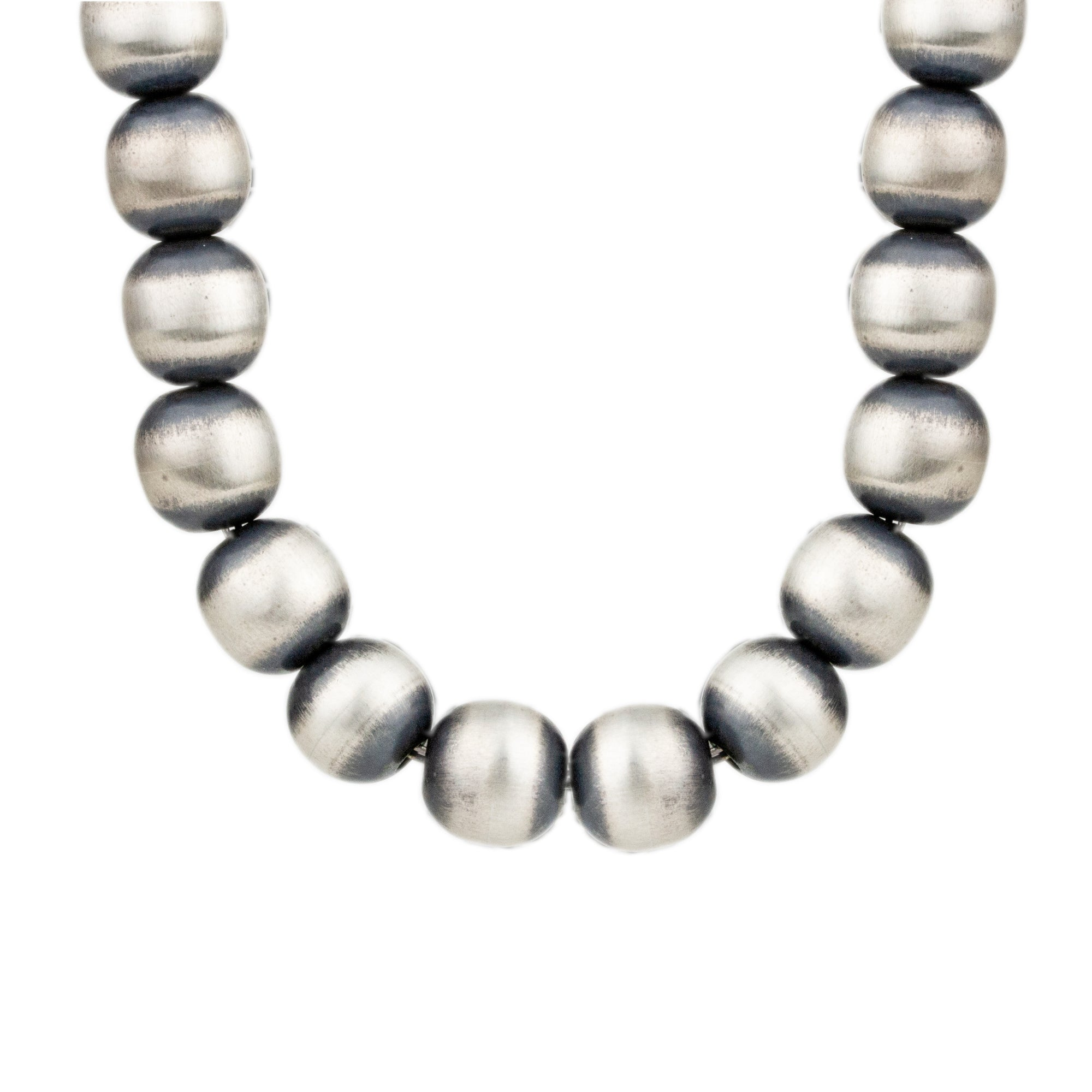 10mm Navajo Pearl Necklace