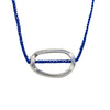 Lima Necklace in Blue