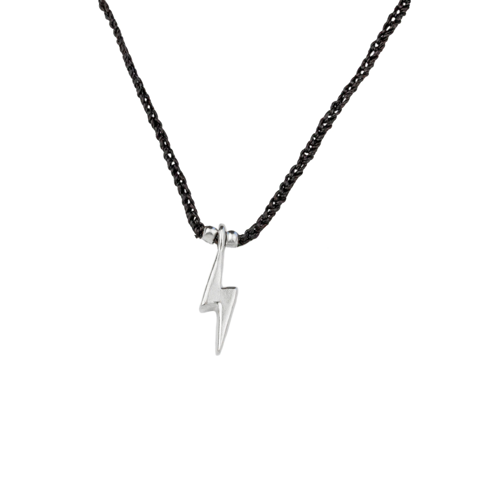 Baby Bolt Necklace