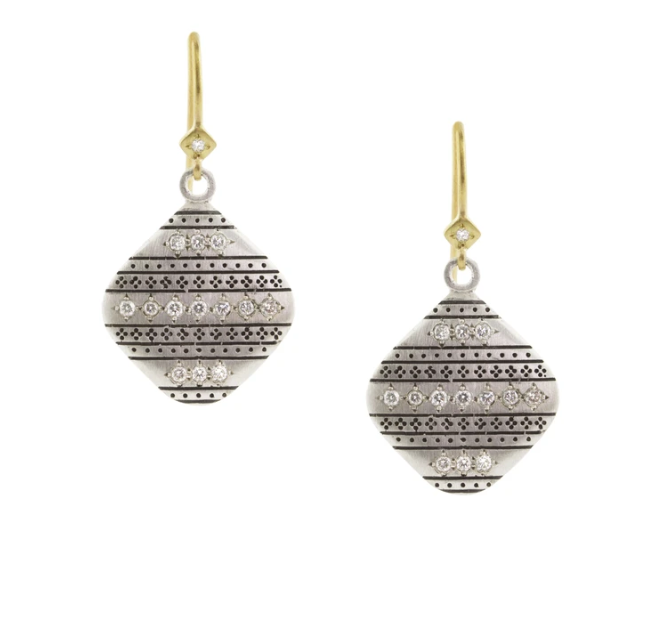 Harmony Nomad Diamond Earrings