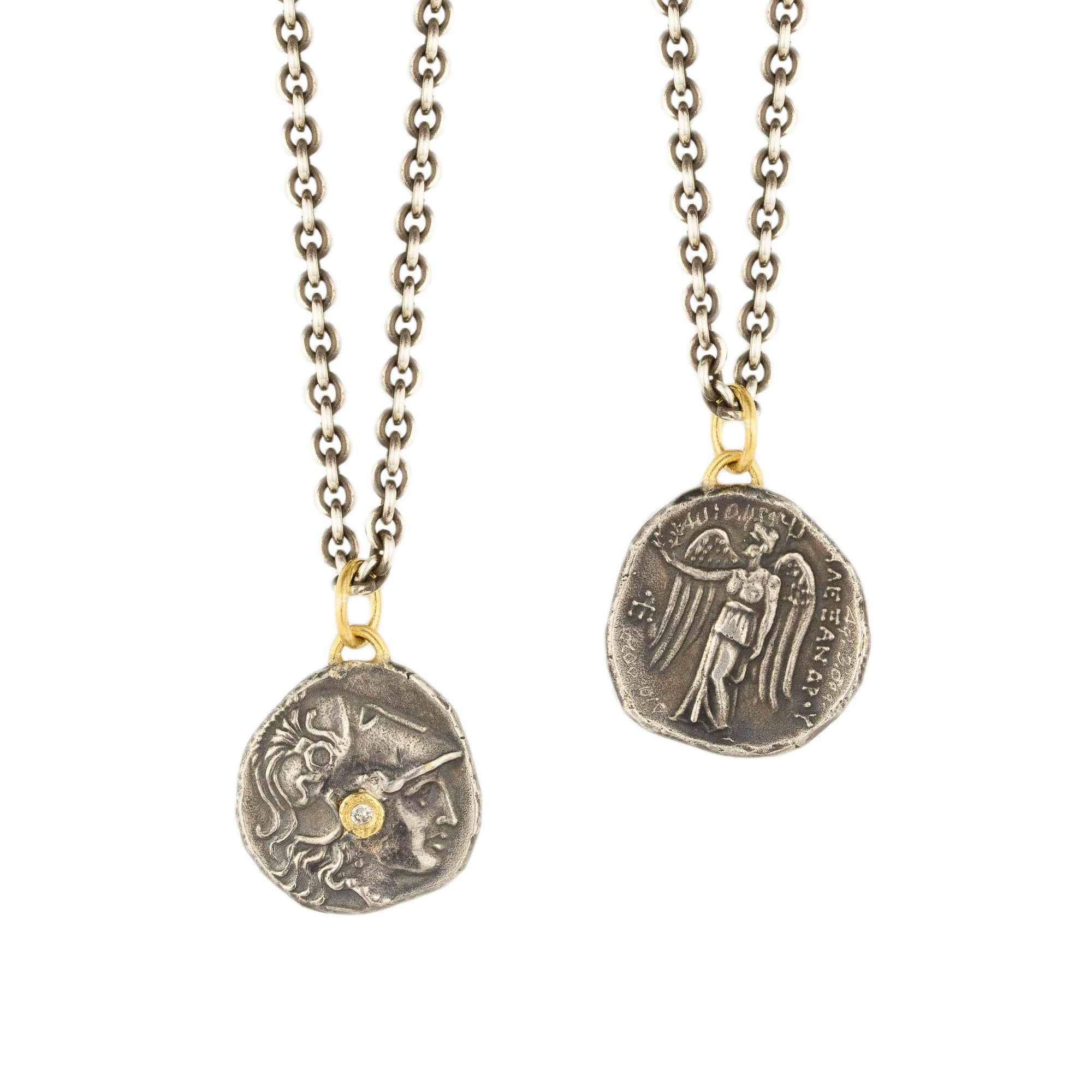 Athena / Wisdom Goddess Necklace