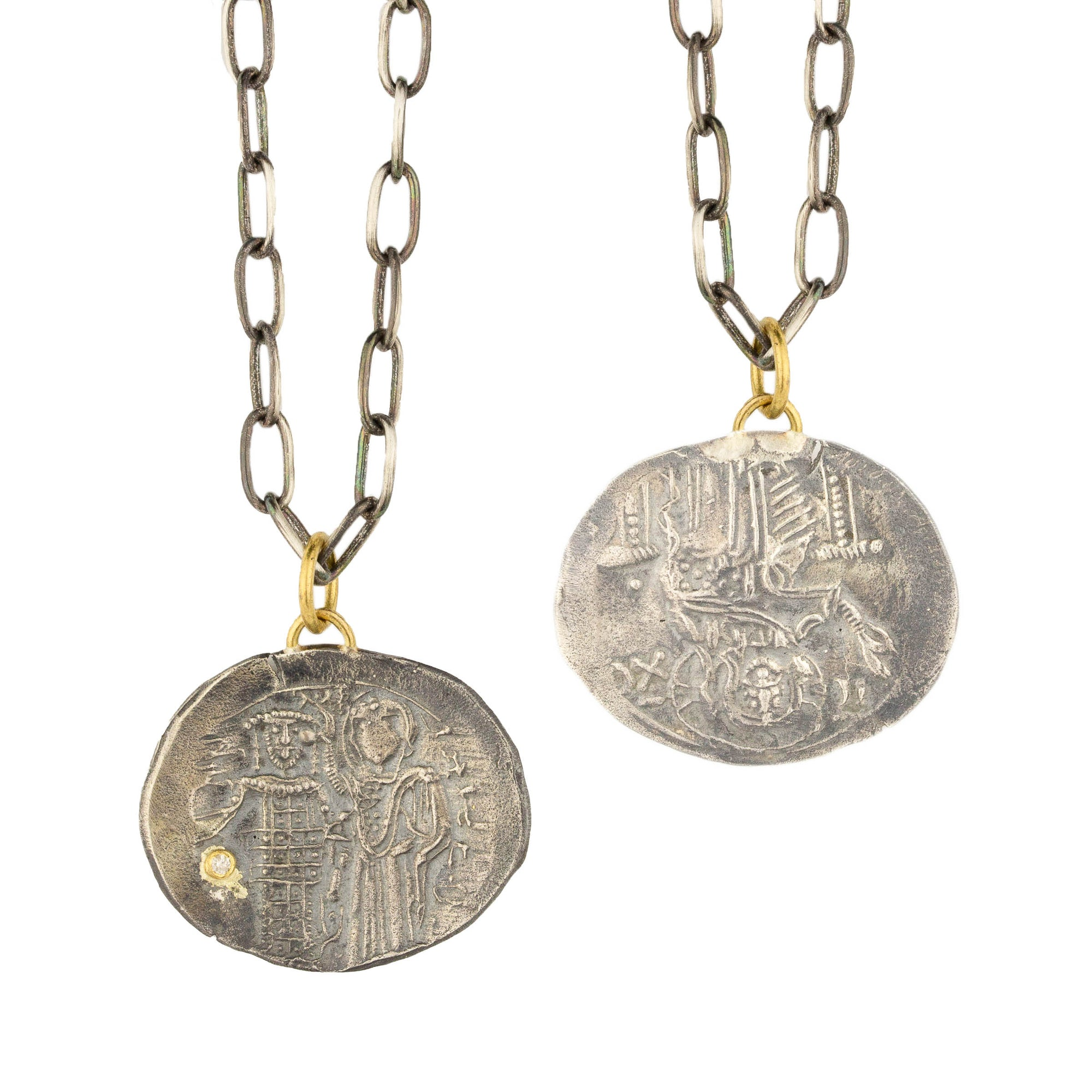 Justinian + Theodora Necklace