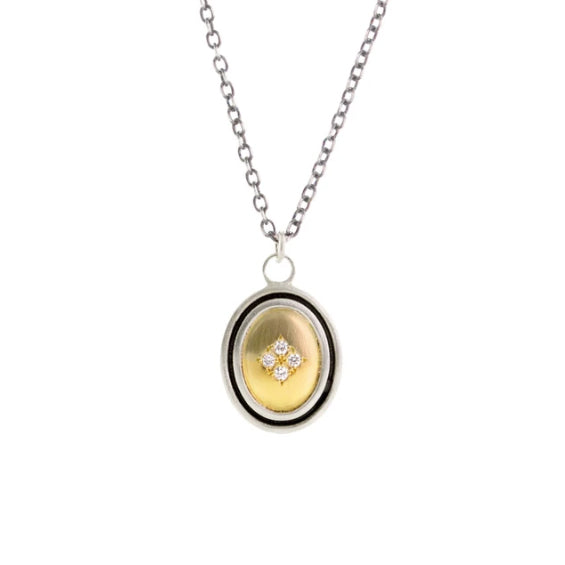 Oval Harmony Necklace