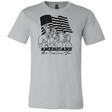 DLD -- Americans Are Dreamers Too T-shirt - Dark Lord Designs - crypto.fashion - order now