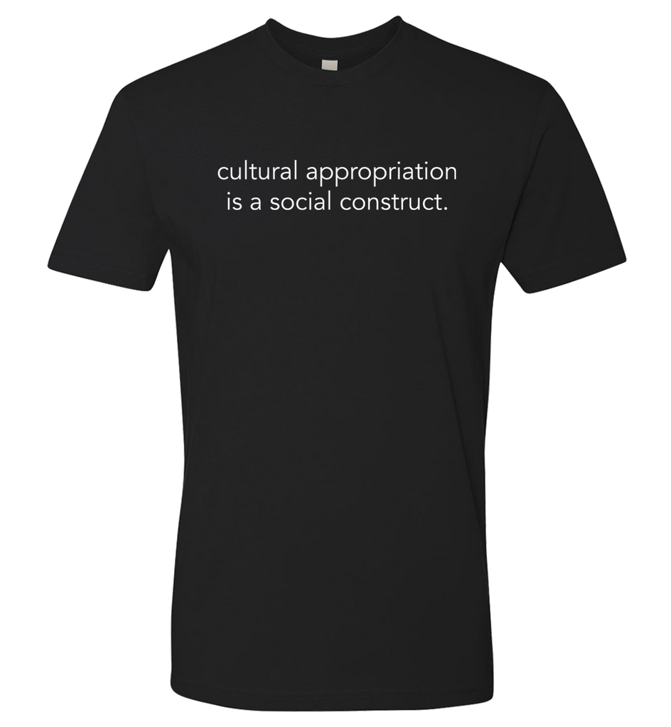 crypto.fashion -- Cultural Appropriation Tee - crypto.fashion - crypto.fashion - order now