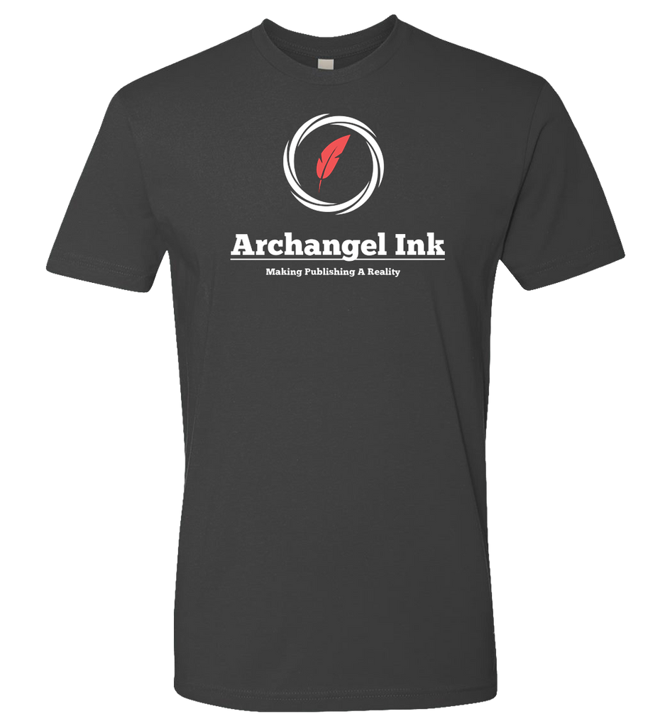 Archangel Ink -- Official Logo Tee - Archangel Ink - crypto.fashion - order now