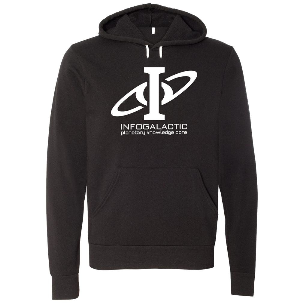 Official Infogalactic Hoodie or Sweatshirt - crypto.fashion