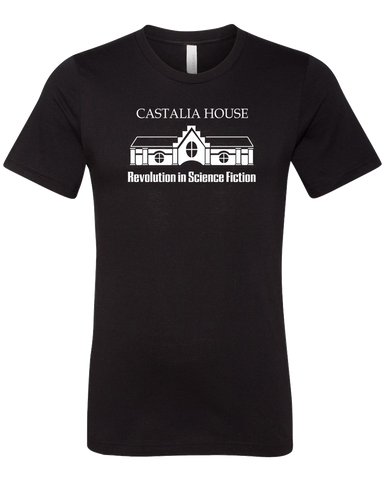 Castalia House -- Official Logo T-Shirt - Dark Lord Designs - crypto.fashion - order now