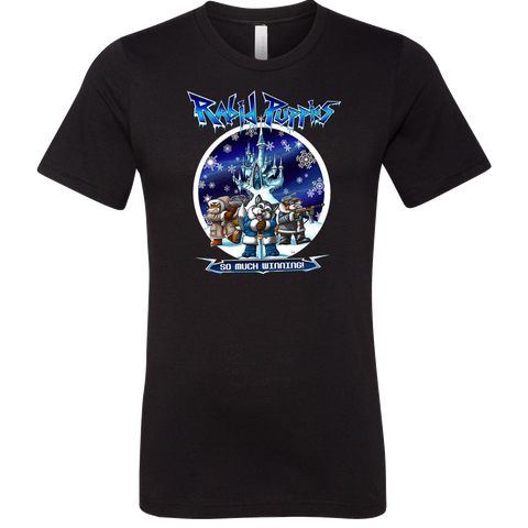 Rabid Puppies 2017 Official T-shirt CLOSEOUT/SPECIAL OFFER - Dark Lord Designs - crypto.fashion - order now