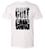 Wildstyle Comics -- Cult Gang Manson Tee - crypto.fashion