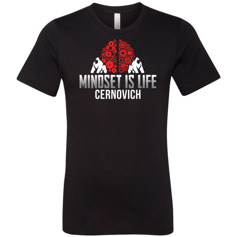 Cernovich Mindset Is Life Shirt