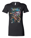 BLACKLIST UNIVERSE -- COMICSGATE ALLIANCE T-Shirt - crypto.fashion