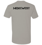Men of the West: Man of The West T-shirt - crypto.fashion