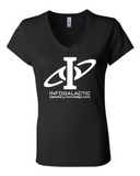 Official Infogalactic T-shirt and V-neck - crypto.fashion