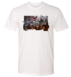 Countries As Heroes -- Crusade Tee - crypto.fashion